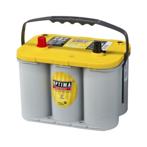 Optima Yellow Top YT S - 4.2 accu 12 volt 55 ah