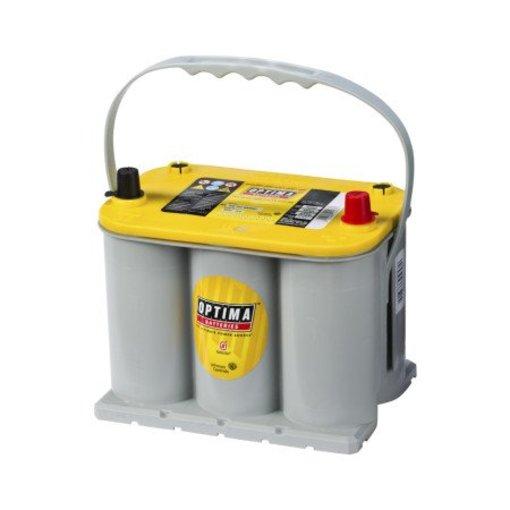 Optima Yellow Top YT R - 3.7 accu 12 volt 48 ah