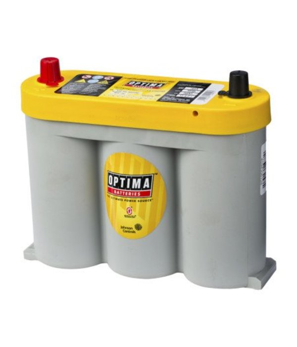 Optima Yellow Top YT S 2.1 deep cycle accu 6 volt 55 ah