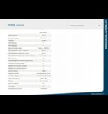 Xenteq Omschakelbox PTS 230-25 inverter / netspanning