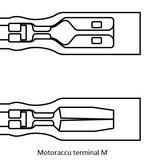6N6-1D-2 motor accu 6 volt 6,0 ah