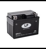 GB4L-B motor GEL accu 12 volt 4,0 ah
