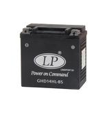 Harley accu GHD14H-3 (GHD14HL-BS) 12 volt 14,0 ah