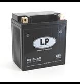 GB10L-A2 motor GEL accu 12 volt 11,0 ah