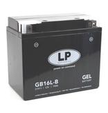 GB16L-B motor GEL accu 12 volt 19,0 ah