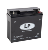 SLA 12-20A grasmaaier / motor accu 12 volt 20 ah