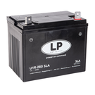 SLA U1R-280 grasmaaier / motor accu 12 volt 24 ah