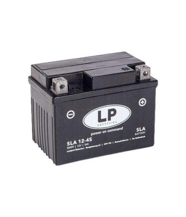SLA 12-4S Motor accu 12 volt 5,0 ah