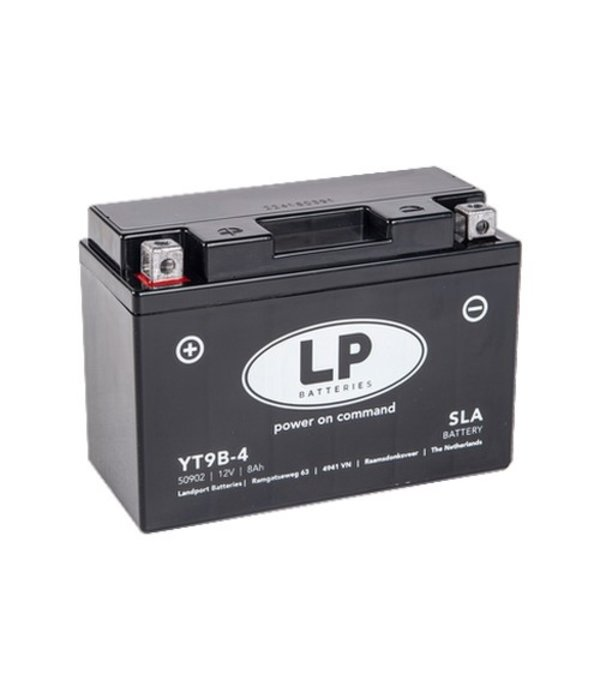 SLA YT9B-4 Motor accu 12 volt 8,0 ah