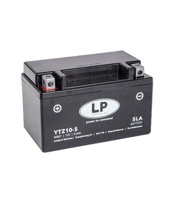 SLA YTZ10-S Motor accu 12 volt 8,6 ah