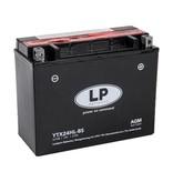 YTX24HL-BS 12 volt 21,0 ah AGM motor accu