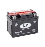 YTX4L-BS 12 volt 3,0 ah AGM motor accu