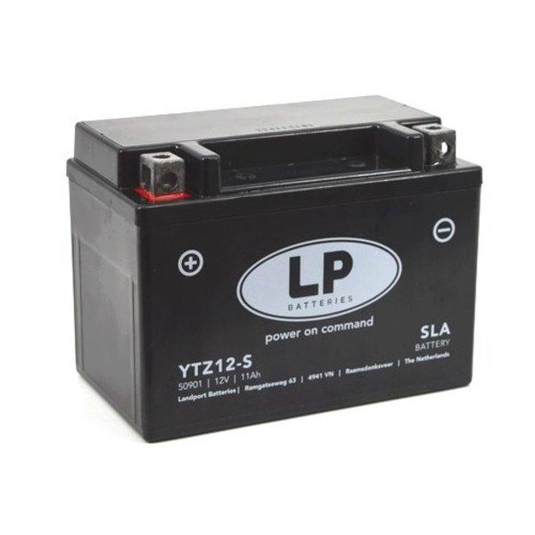 SLA YTZ12-S Motor accu 12 volt 11 ah