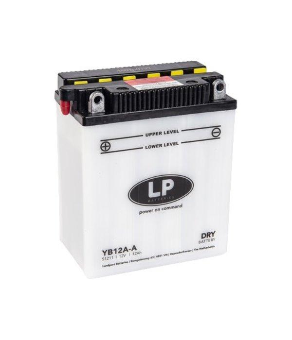 YB12A-A motor accu 12 volt 12,0 ah