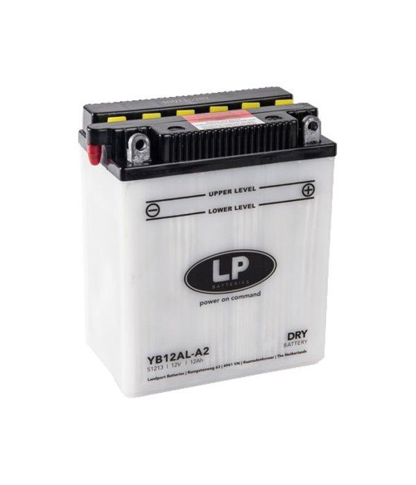 YB12AL-A2 motor accu 12 volt 12,0 ah