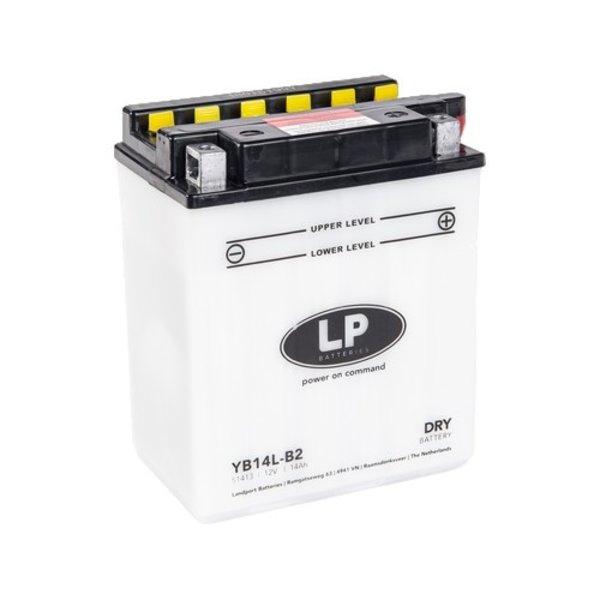 YB14L-B2 motor accu 12 volt 14 ah