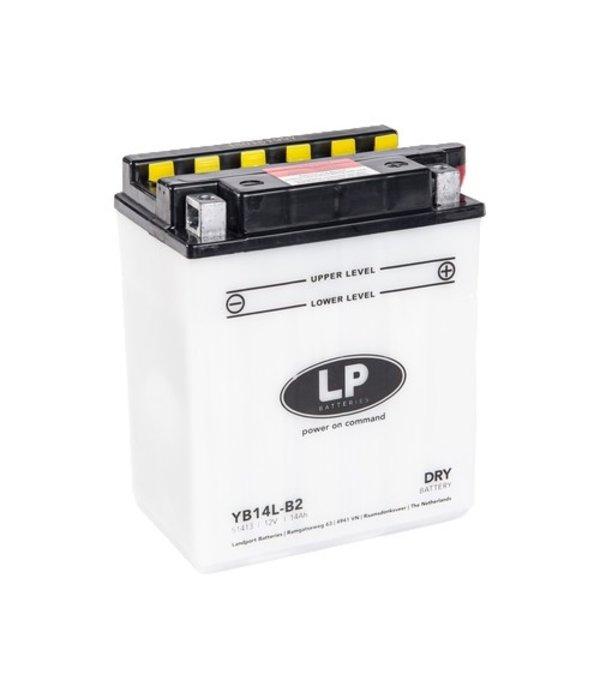 YB14L-B2 motor accu 12 volt 14,0 ah