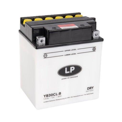 YB30CL-B motor accu 12 volt 30 ah