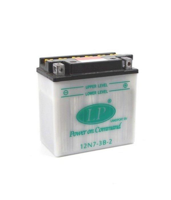12N7-3B-2 motor accu 12 volt 7 ah
