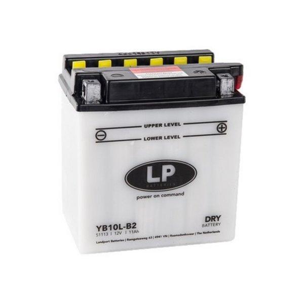 YB10L-B2 motor accu 12 volt 11 ah