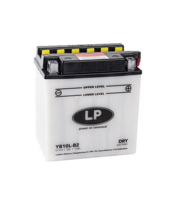 YB10L-B2 motor accu 12 volt 11,0 ah