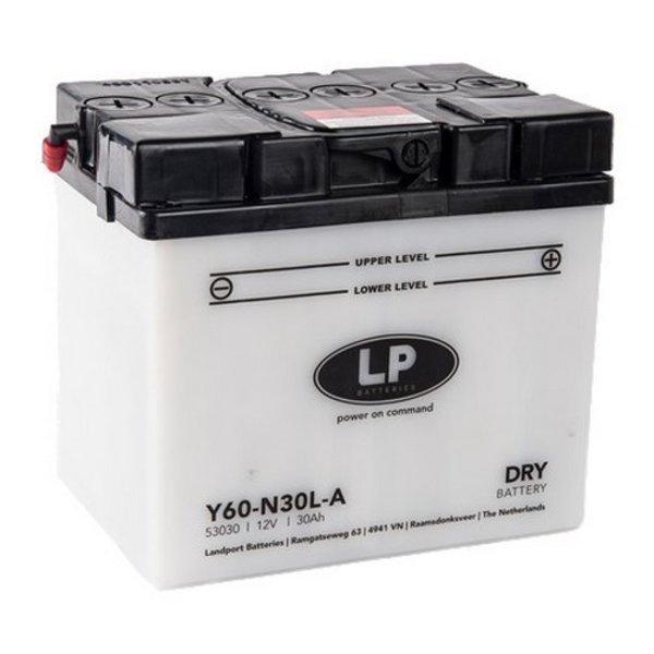 Y60-N30L-A motor accu 12 volt 30 ah