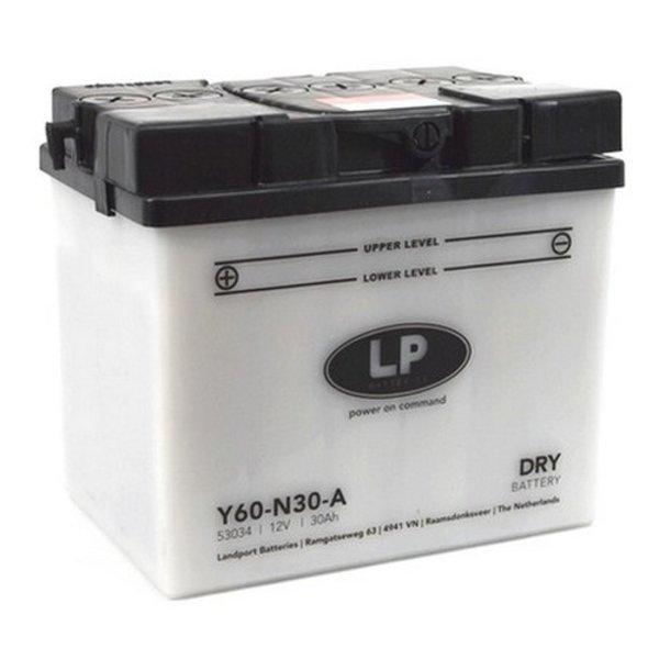 Y60-N30-A motor accu 12 volt 30 ah