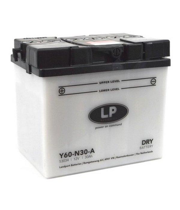 Y60-N30-A motor accu 12 volt 30,0 ah