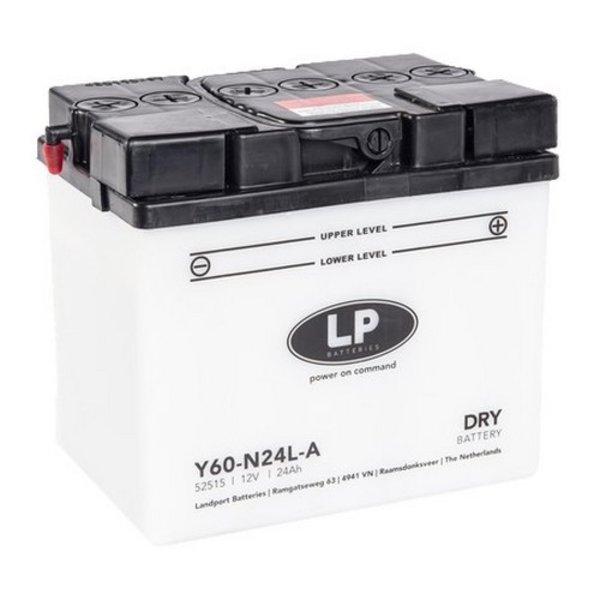 Y60-N24L-A motor accu 12 volt 24 ah