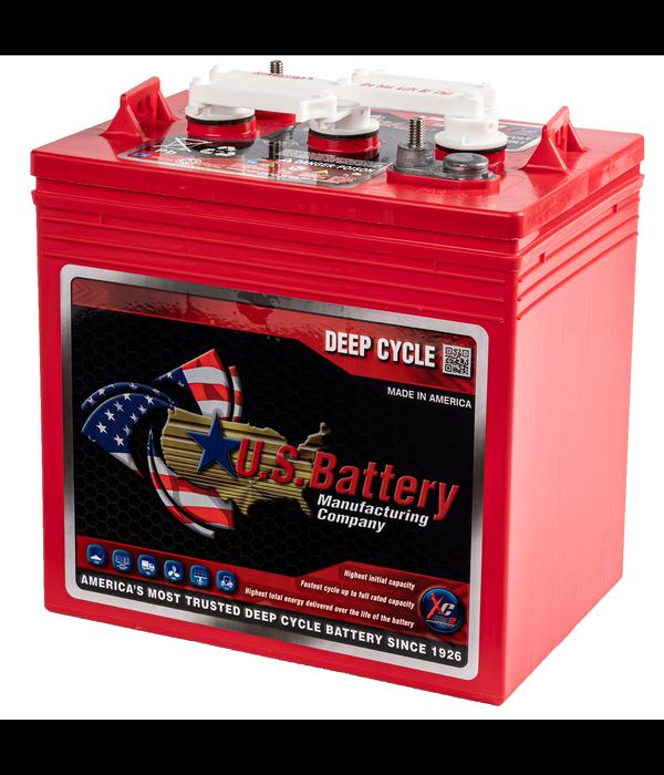 U.S. Battery Deep Cycle accu 6 volt 232 ah Type US 2200