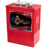 U.S. Battery Deep Cycle accu 6 volt 385 ah type US L16