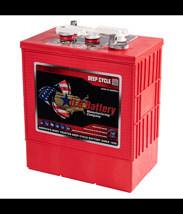 U.S. Battery Deep Cycle accu 6 volt 310 ah Type US 305