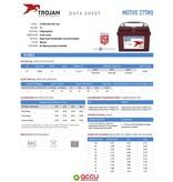 Trojan 27TMX Deep-Cycle accu 12 volt 105 ah