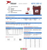 Trojan J305P-AC Deep-Cycle accu 6 volt 330 ah