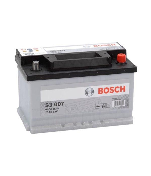Bosch Auto accu 12 volt 70 ah Type S3007