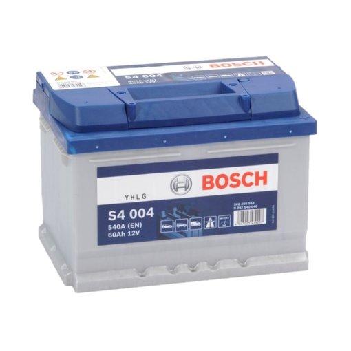 Bosch S4004 start accu 12 volt 60 ah