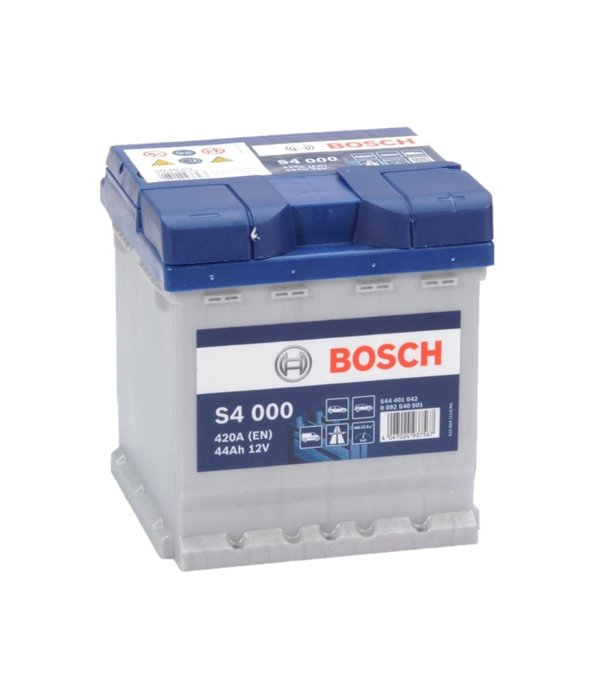 Bosch Auto accu 12 volt 44 ah Type S4000