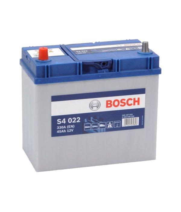 Bosch Auto accu 12 volt 45 ah Type S4022