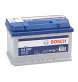 Bosch Auto accu 12 volt 72 ah Type S4007
