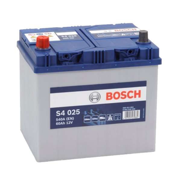 S4025 start accu 12 volt 60 ah