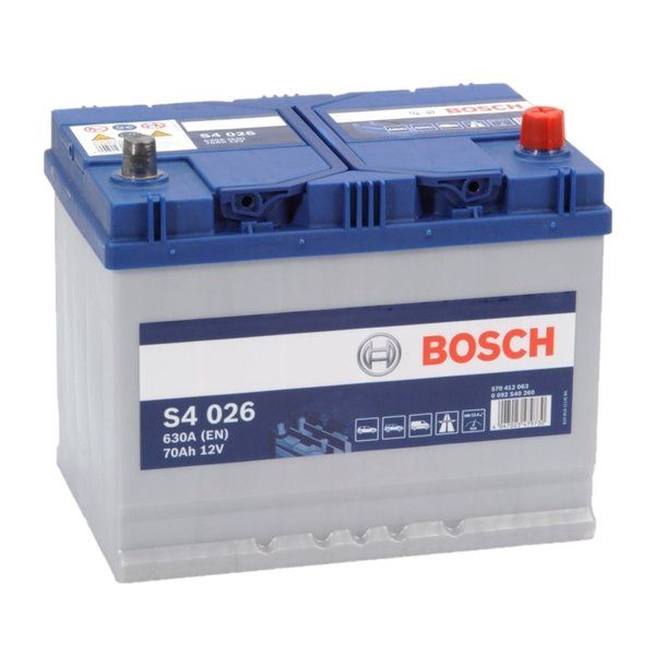 S4026 start accu 12 volt 70 ah