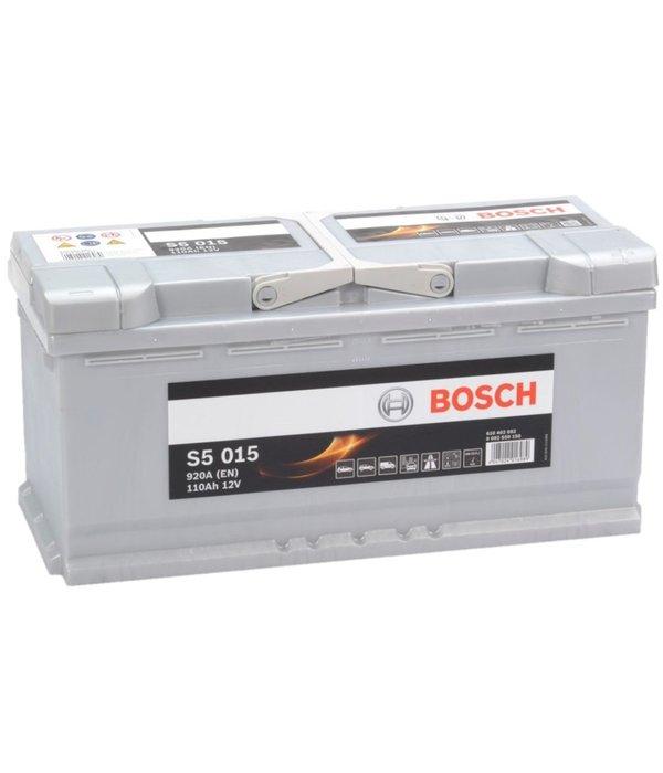 Bosch Auto accu 12 volt 110 ah Type S5 015