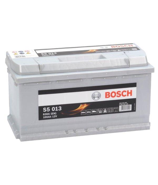 Bosch Auto accu 12 volt 100 ah Type S5 013