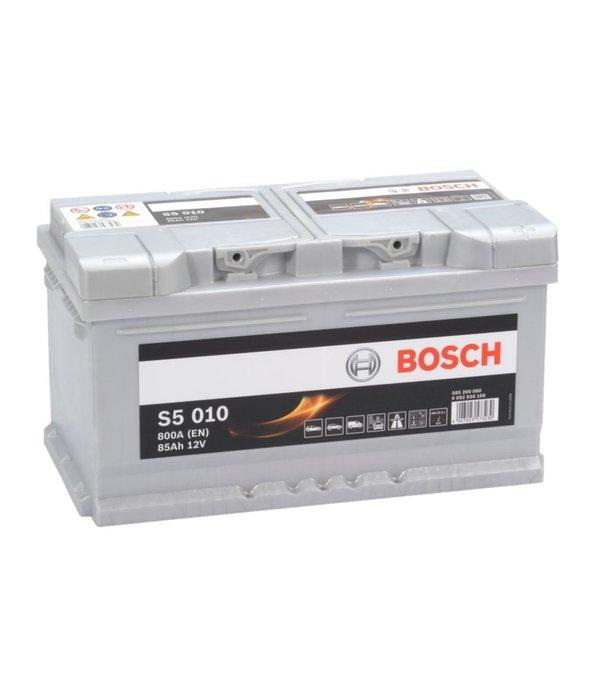 Bosch Auto accu 12 volt 85 ah Type S5 010