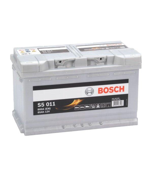 Bosch Auto accu 12 volt 85 ah Type S5 011