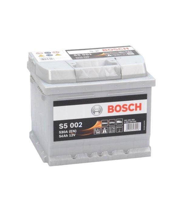 Bosch Auto accu 12 volt 54 ah Type S5 002