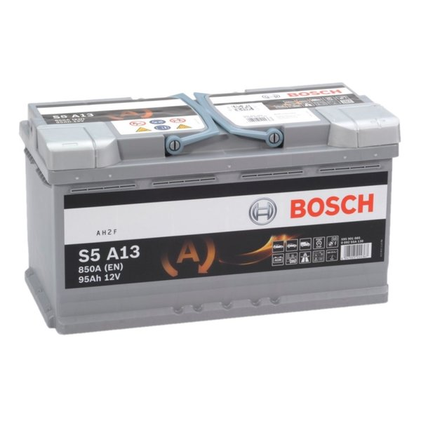 S5A13 AGM start accu 12 volt 95 ah