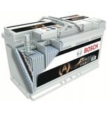 Bosch Auto accu AGM 12 volt 105 ah Type S5A15