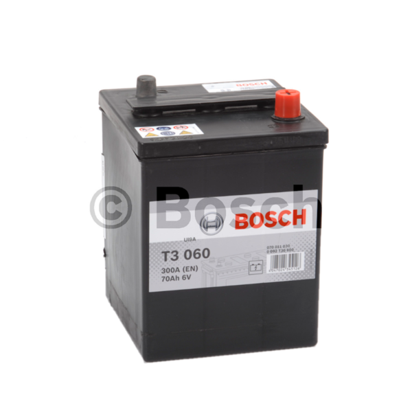 T3060 start accu 6 volt 70 ah