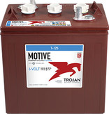 Trojan T-125 Deep-Cycle accu 6 volt 240 ah